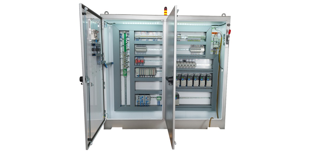 Electrical Controls - Smalley Manufacturing