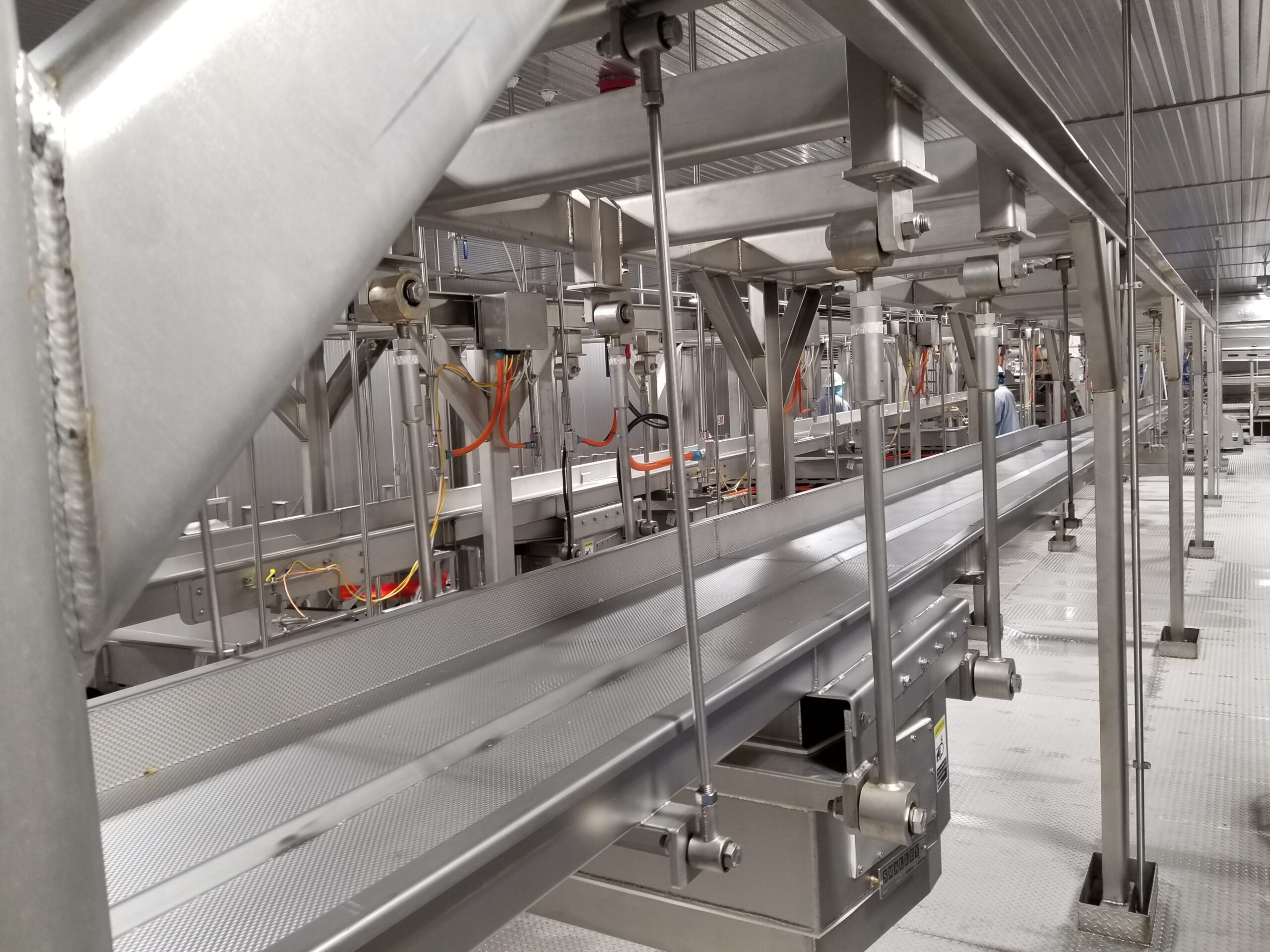 Horizontal Motion Conveyors - Smalley Manufacturing